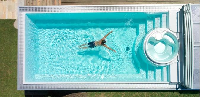 SUNDECK Keramické bazény