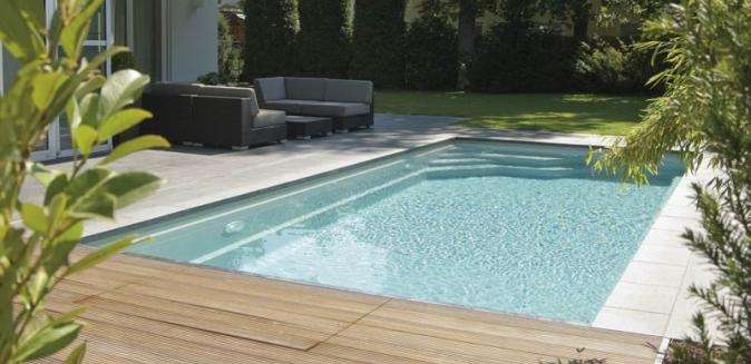BRILIANT Keramické bazény