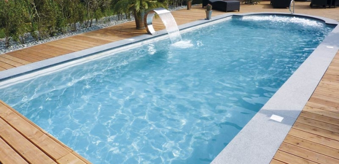 JAVA Keramické bazény Compass