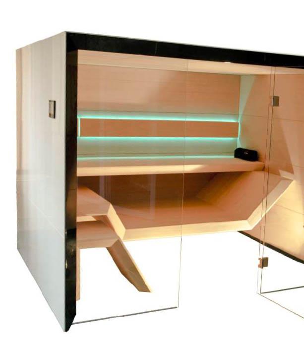 moderná sauna