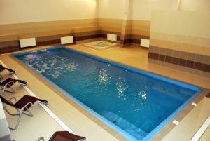 interiérové bazény Delfino
