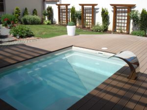 keramický bazén X Trainer 45