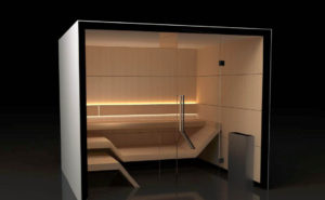 Moderné sauny