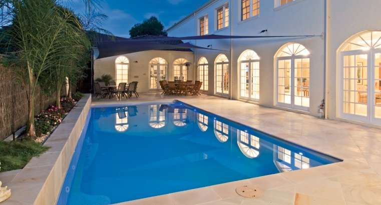 Bazény so slanou vodou